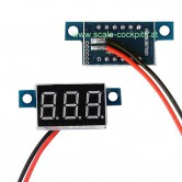 Verschiedenes/Accessories 13 (LED-Voltmeter)