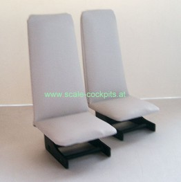 Sitze/seats 14 (Helicopter BK 117)